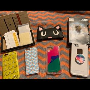 iPhone 6 bundle 5 cases & Protector